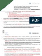 Propuestas Para La Modificacion Del Borrador de Las Instrucciones De