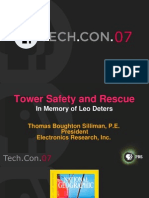 Tower Safety and Rescue