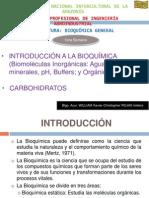 Bioquímica General - Semana 1