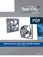 Wpd Wpbwall Fans Catalog 4820