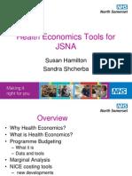 Health Economic Tools for JSNA