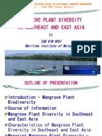 05 Mangrove Plant Diversity South China Sea