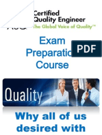 ASQ-Certified Quality Engineer