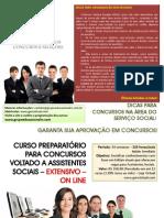 DICAS CONCURSOS 20