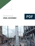 Universidad Nacional de Colombia accesible - Gustavo Martínez