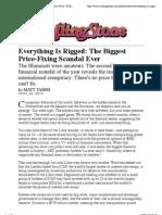 Swaps Biggest Scandal Ever | Politics News | Rolling Stone