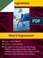 Ergonomics 2