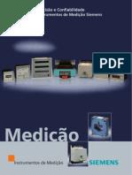Catálogo instrumentos de medición