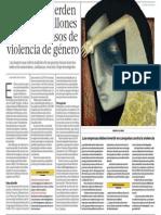 Violencia de Genero en Empresas Peru