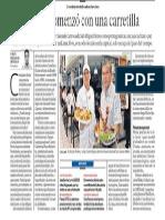 Emprendedor Negocio Carretilla Peru