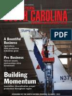 North Eastern South Carolina Economic Development Guide 2013