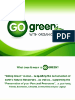 GO GREEN PowerPoint Presentation(2) (1)