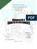 Rodamientos y Cojinetes de Deslizamiento-dibujo Mecanico