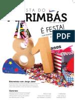 Revista do Marimbas - Abril, Maio e Junho 2013