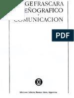 Jorge FRASCARA Diseno y Comunicacion