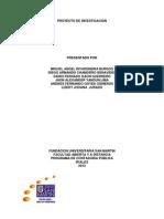 Proyecto de Investigacio Dofa Final