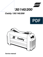Caddy LHN 130-140-200