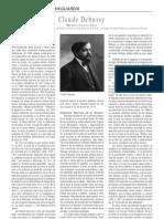 Claude Debussy, Por Pedro Navarro
