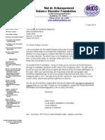 Corporate Sponsor Petition