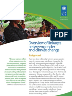 Gender and Climate Change - Africa -  Policy Brief 1