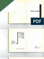 Paul Klee - Pedagogical Sketchbook