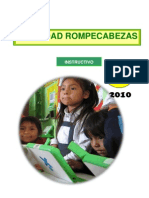 INSTRUCTIVO ROMPECABEZAS