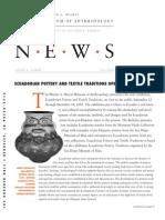 PAHMA Newsletter (Fall, 2003)