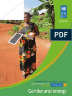 Gender and Climate Change - Africa -  Module 3