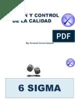 Control y Gestion de La Calidad 8 6 Sigma
