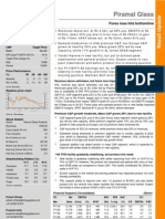 Piramal Glass Q2FY13 Result Update
