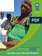 Gender and Climate Change - Africa -  Module 5