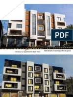 Changes in Apartments