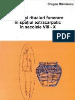 Rituri Si Ritualii Funerare