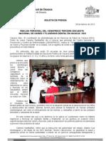 28/02/12 Germán Tenorio Vasconcelos realiza Personal Del Cenaprece Tercera Encuesta Nacional de Caries y Fluorosis Dent_0