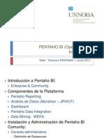 PENTAHO BI Open Source - v2.ppt