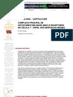 COMPLEXO PRINCIPAL DE HISTOCOMPATIBILIDADE (MHC) E RECEPTORES DE CÉLULA T