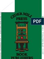 Cider Mill Press 2013 Spring/Fall Collection