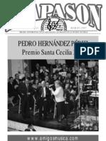 Revista Diapasón Nº 21 (marzo 2007)