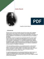 Leopold Von Sacher_Vida y Obra