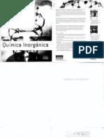 QUIMICA INORGANICA - CATHERINE HOUSECROFT. ESPAÑOL.