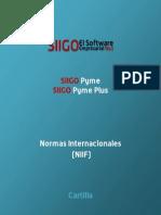 Cartilla - Normas Internacionales (Niif) en Siigo