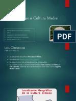 Los Olmecas o Cultura Madre