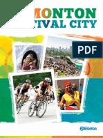 Edmonton Festival Events Brochure 2012-2013
