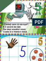 Sa Invatam Despre 5