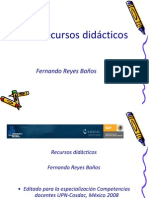 Los Recursos Didacticos 1