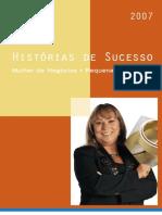 Histórias de Sucesso - Sheila Rigler