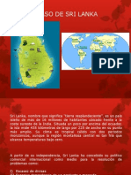 El Caso Sri Lanka