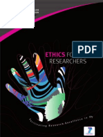 Ethics for Researchers