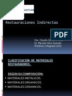 Inlays - Onlays 2012