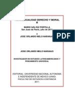 HOMOSEXUALIDAD ESTADO DE DERECHO III